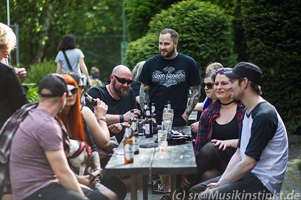 Birthday Bash - Lünen, 13.05.2017