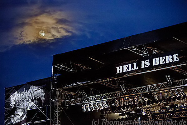 Party.San Metal Open Air - Schlotheim, 07.-09.08.2014