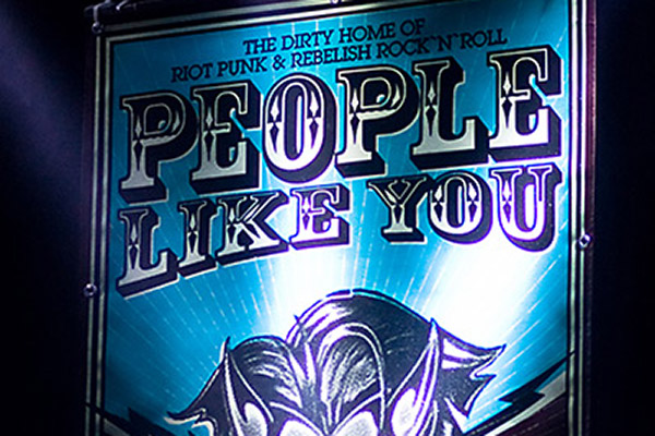 People Like You Festival - Essen, 06.12.2008
