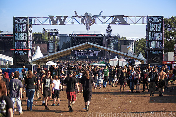Wacken Open Air - Wacken, 03.-06.08.2011