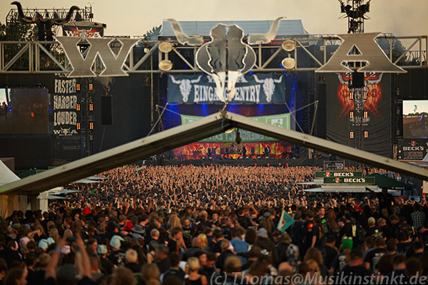 Wacken Open Air - Wacken, 01.-04.08.2012
