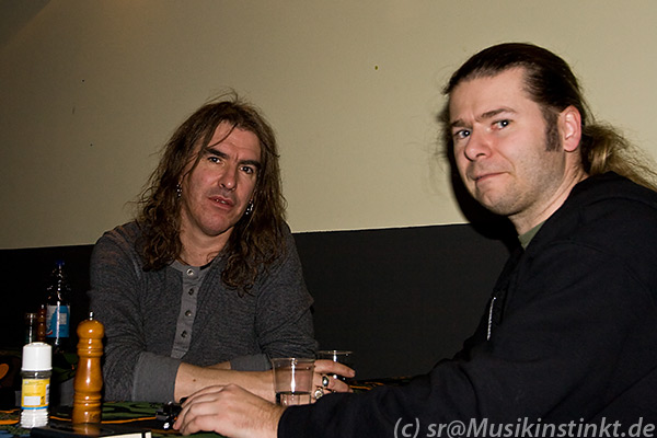 Justin Sullivan (New Model Army) - 19.12.2009