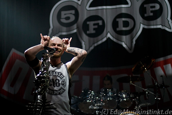 Five Finger Death Punch - Bochum, Ruhr Congress, 17.11.2013