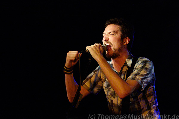 Frank Turner - Berlin, Magnet Club, 11.12.2009