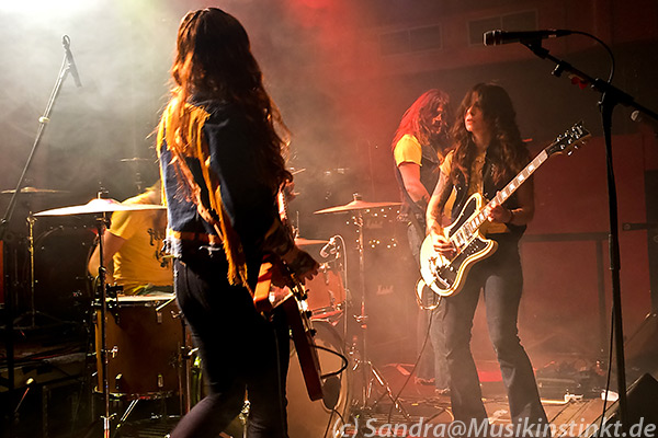 Honeymoon Disease - Essen, Turock, 20.11.2015