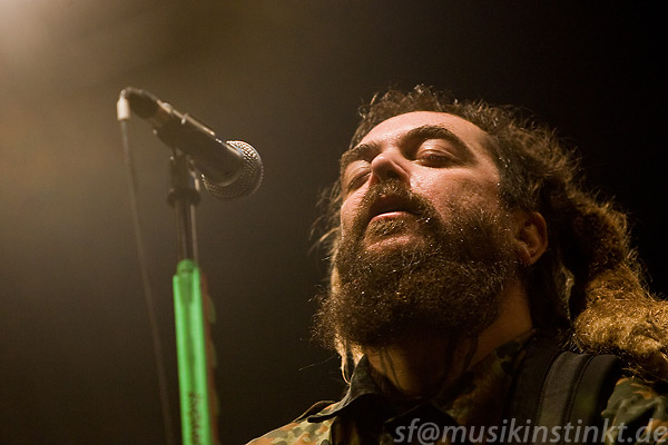 Soulfly - Schloss Holte, Serengeti Festival, 27.06.2009