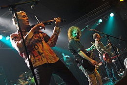 The Levellers - Hannover, Musikzentrum, 17.03.2007