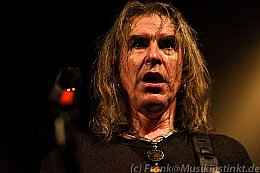 New Model Army - Dortmund, FZW, 18.03.2017