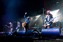 The Levellers - Köln, Palladium, 21.12.2013