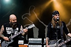 Kirk Windstein und Rex Brown