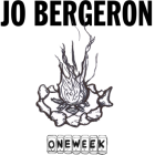 Jo Bergeron - One Week Records Session