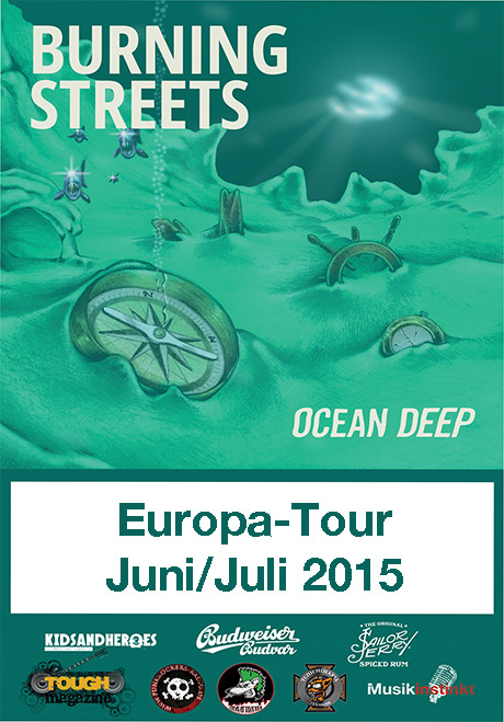 Burning Streets - Europa 2015