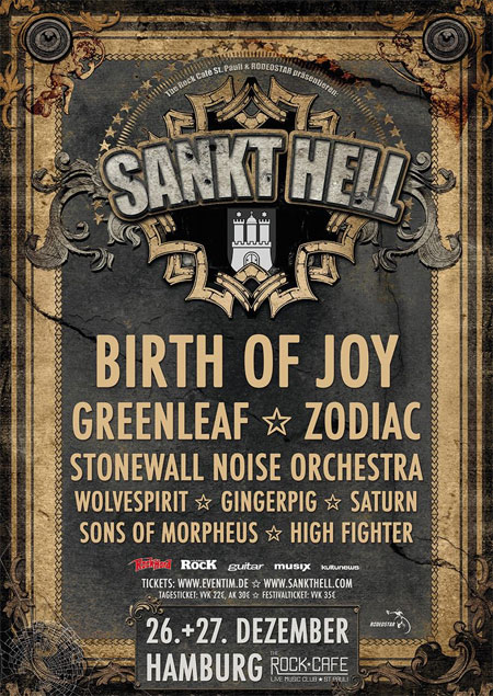 Stonewall Noise Orchestra - Sankt Hell 2015