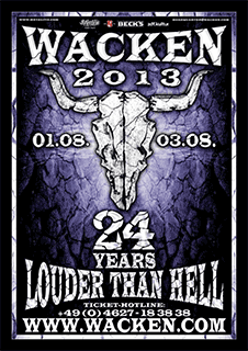 Wacken Open Air - 2013